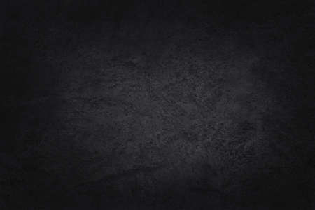 Dark grey black slate texture in natural pattern with high resolution for background and design art work. Black stone wall. Reklamní fotografie