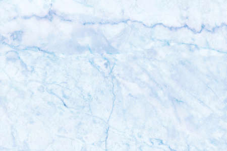 Blue pastel marble texture background with detailed structure high resolution bright and luxurious, abstract seamless of tile stone floor in natural pattern for design art work.