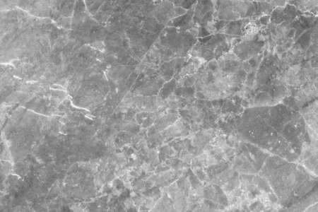 Dark grey marble texture background with high resolution, counter top view of natural tiles stone in seamless glitter pattern and luxurious. 免版税图像