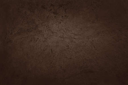 Dark brown slate texture with high resolution for background and design art work, pattern of natural stone wall.