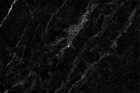 Black grey marble texture background with high resolution, top view of natural tiles stone in luxury and seamless glitter pattern.