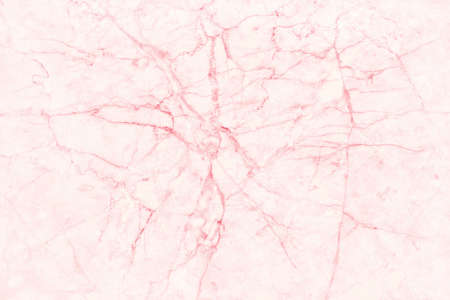 Pink marble texture background with high resolution for interior decoration. Tile stone floor in natural pattern. 免版税图像