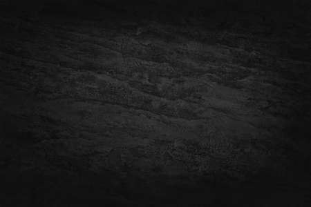 Dark grey black slate texture in natural pattern with high resolution for background and design art work. Black stone wall. 免版税图像