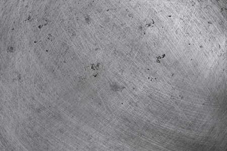 steel aluminium texture background, scratched on stainless panel.