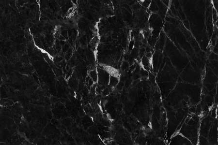 Black gray marble texture background with high resolution, counter top view of natural tiles stone in seamless glitter pattern and luxurious. Imagens