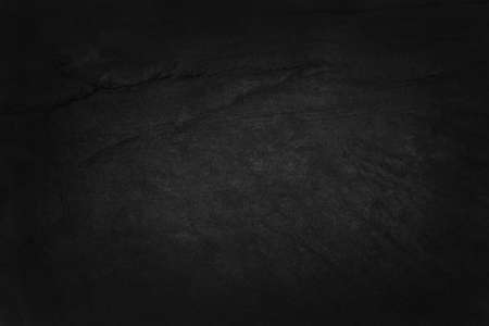 Dark grey black slate texture in natural pattern with high resolution for background and design art work. Black stone wall. Imagens