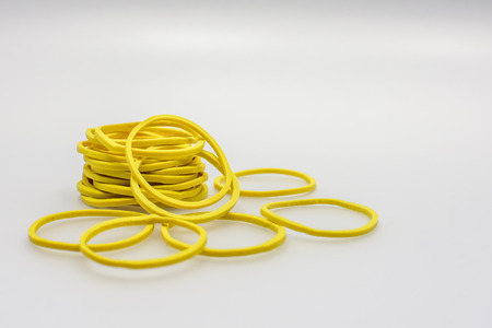 rubber: Rubber band