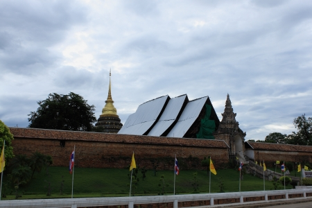 Wat Phra That Lampang Luang Lampang Province,Thailand  photo