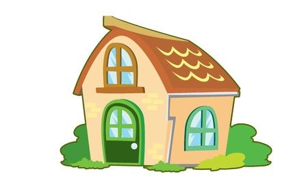 sweety home Stock Vector - 14079105