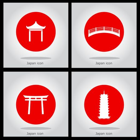 kyoto: japan icon