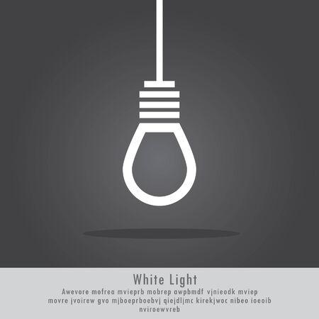 bright: icons vector Illustration
