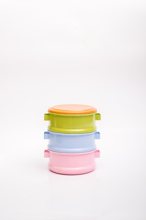carriers: Colorful Food Carriers