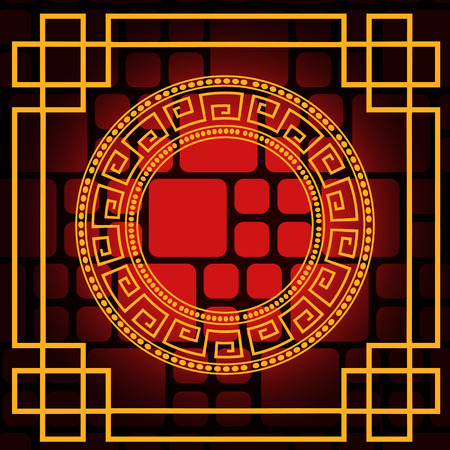 Chinese background - Design Elements