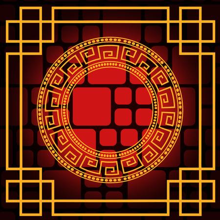 Chinese background - Design Elements