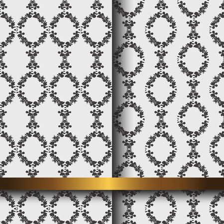 modern: Modern Gray Pattern Vector