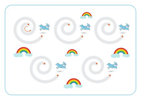 Handwriting practice.Educational children game, Kindergartens educational game.Preschool worksheet for practicing motor skills.Trace dinosaur activity printables.Dinosaur cartoon for home school.