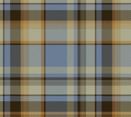 scot: Textured tartan plaid  Seamless vector pattern