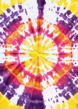 tie dye stof textuur achtergrond