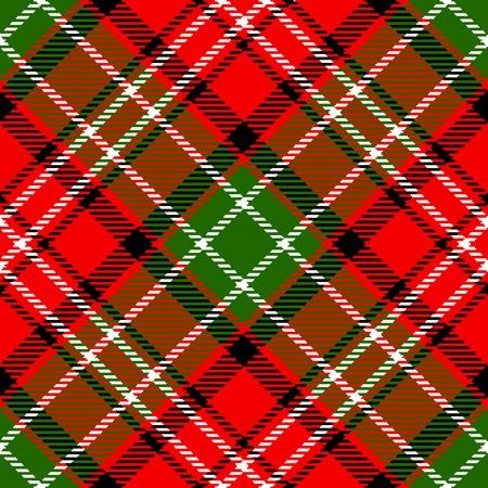 Textured tartan plaid. Seamless vector pattern Stock fotó - 33976208