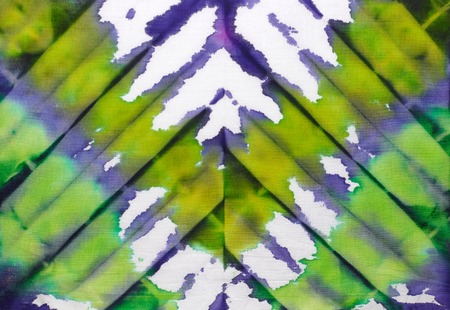 tie dye: Abstract tie dyed fabric background