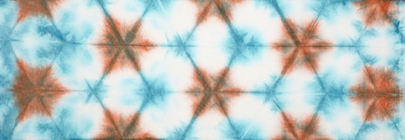 silk tie: Abstract tie dyed fabric background
