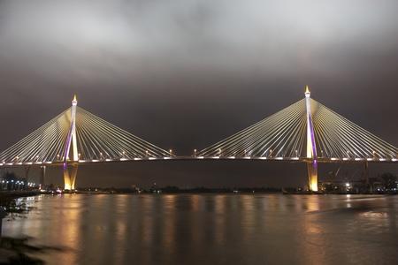 brige: kanchanaphisek Bridge, bkk.