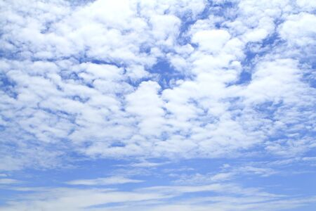 Sky and cloud. Stock Photo