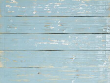 Wood background., blue pastel and vintage style.