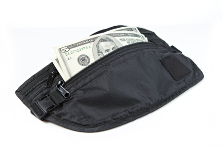 Money belt for anti-theft