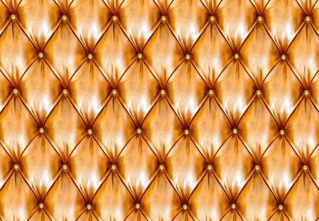 Bronze upholstery leather pattern background.