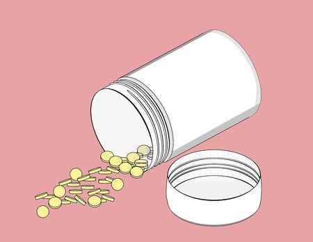 Pills spill