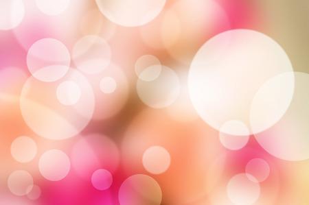 ぼやけたピンクの抽象的な背景 写真素材