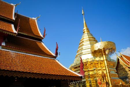 doi: Doi Suthep temple