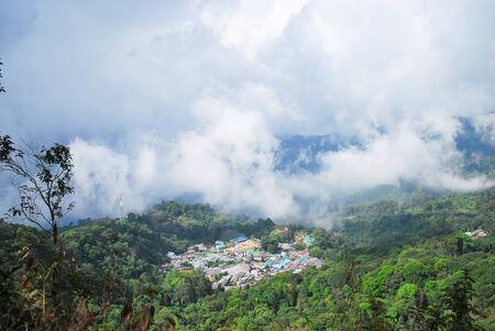 doi: Doi Pui Village Chiang Mai Thailandia