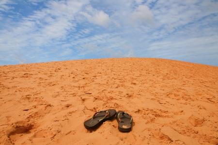 Mui ne sand dune, Vietnam