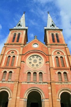 Saigon Notre-Dame Cathredal