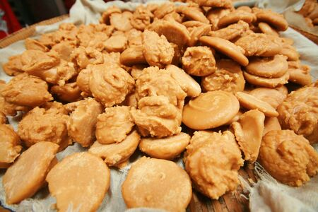 Thai organic palm sugar