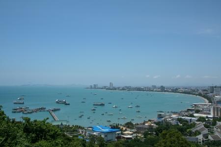 Pattaya beach, Chonburi, Thailand
