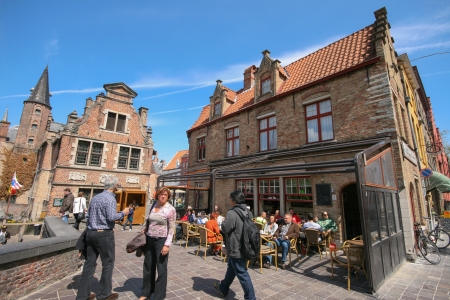 Bruges old town, Belgium