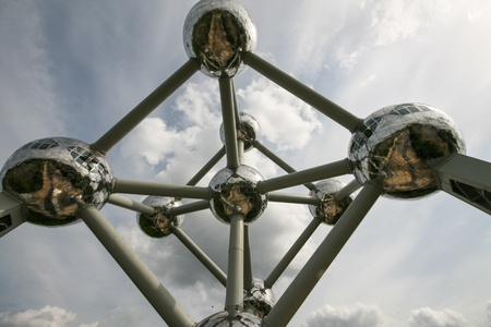 Atomium structure, Belgium