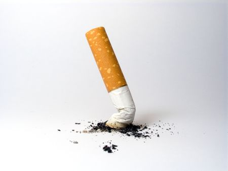 cancerous: cigarette