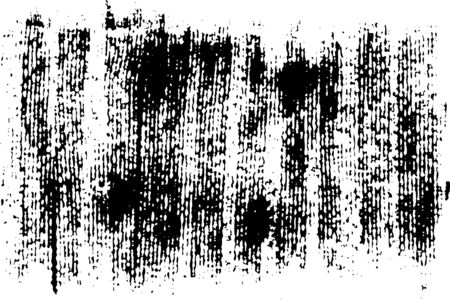 splotches: Stroke paints on a rough surface. Can be used in grunge vector illustrations Illustration