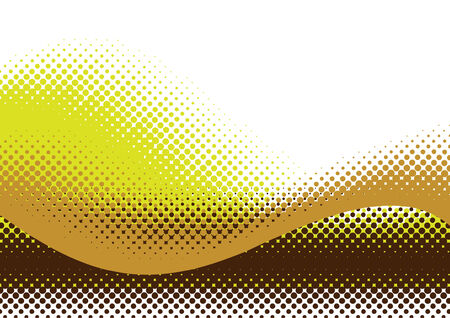 Halftone background. Vector illustration with space for text or logo Vector