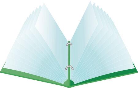 Notebook. Vector illustration Vector