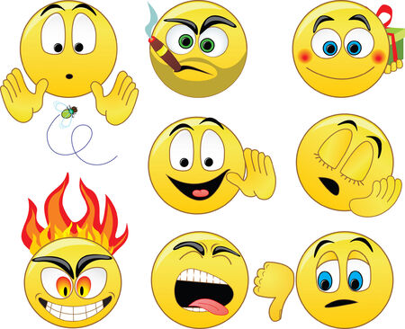 annoyed: Smileys