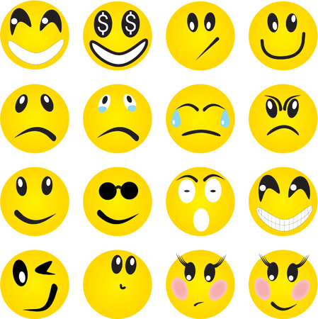 frown: Smileys