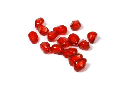 pommegranates: Pomegranate seeds