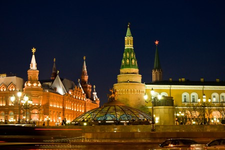 Red Square in Moscow, Russia Stock Photo - 3990450