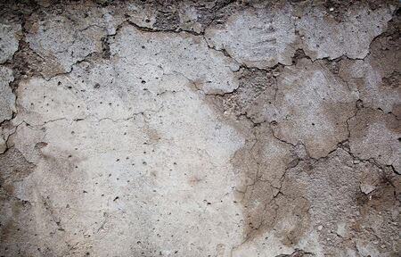 Texture of cracks in a old wall Stock Photo - 4992473