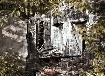 Destruction facilities Stock Photo - 7452246